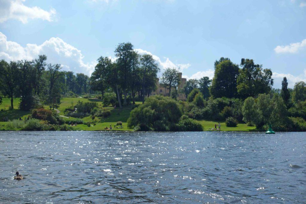Schlosspark Babelsberg Potsdam