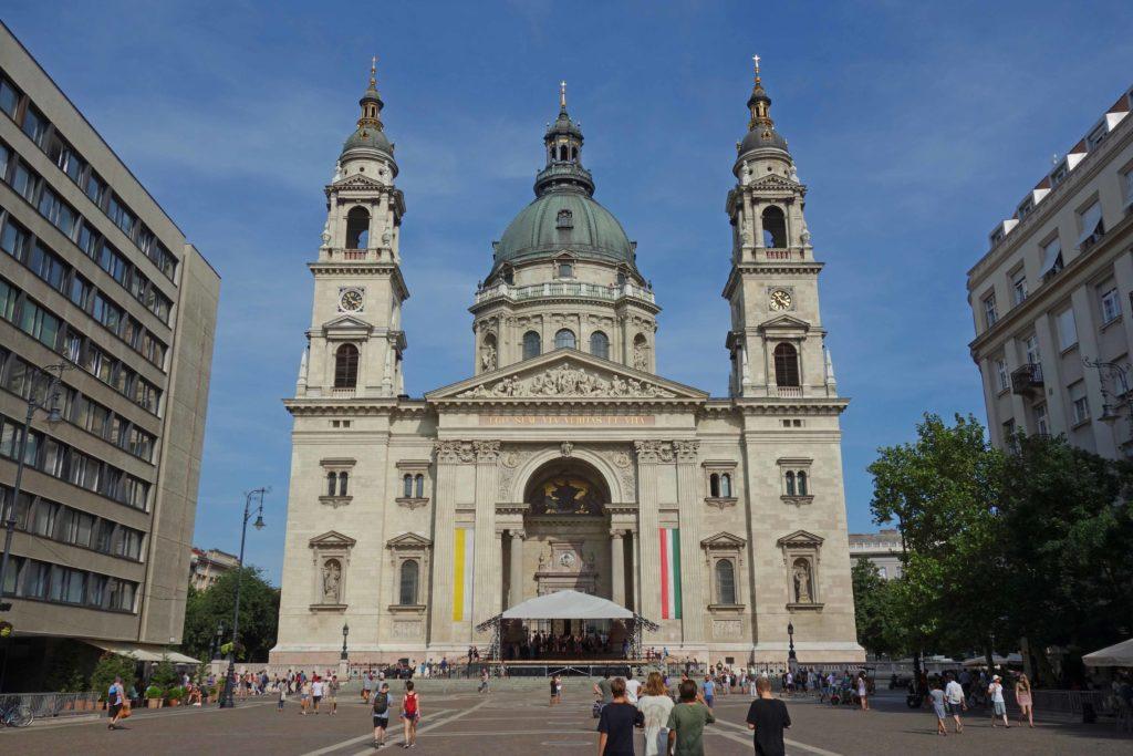 Stephans-Basilika Budapest