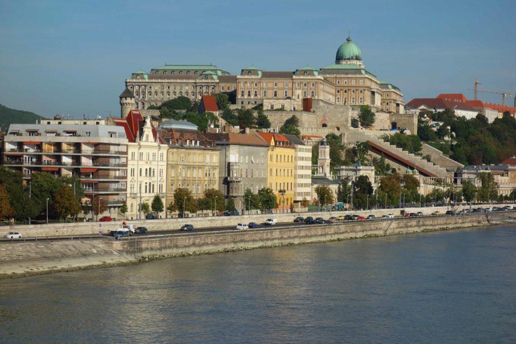 Burg von Budapest