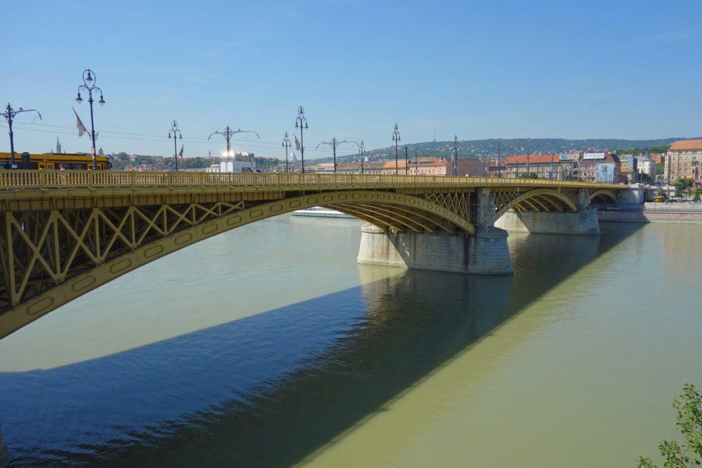 Margit hid Brücke Budapest