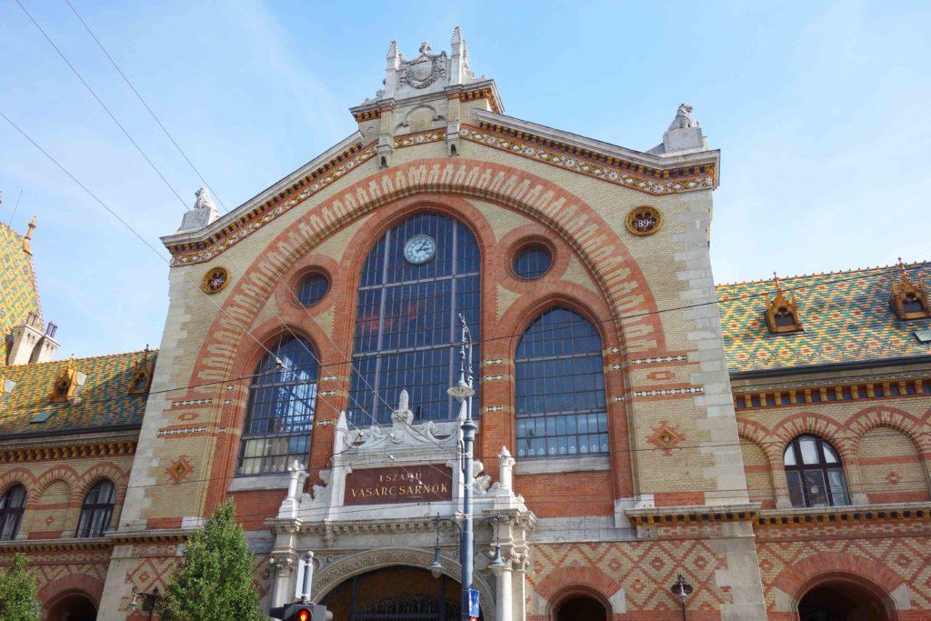 Markthalle von Budapest