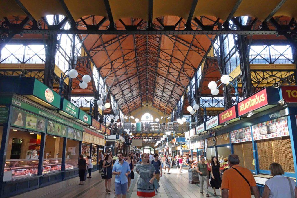 Markt von Budapest