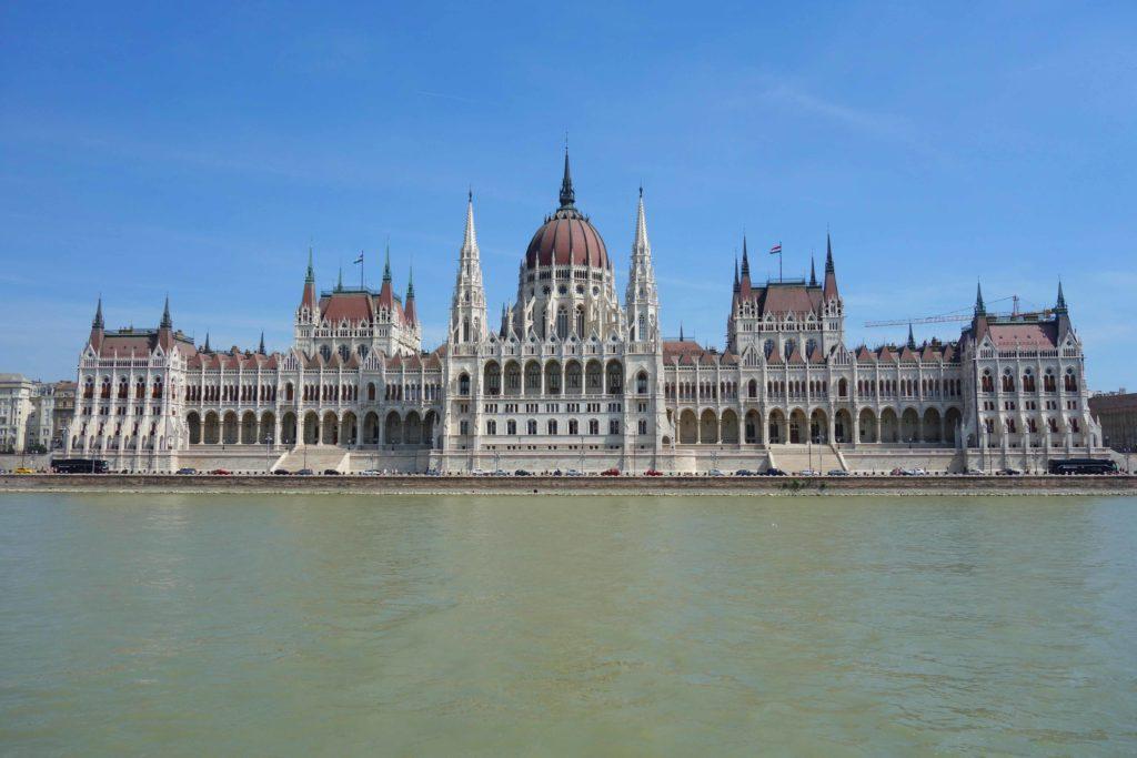 Ungarisches Parlament Budapest