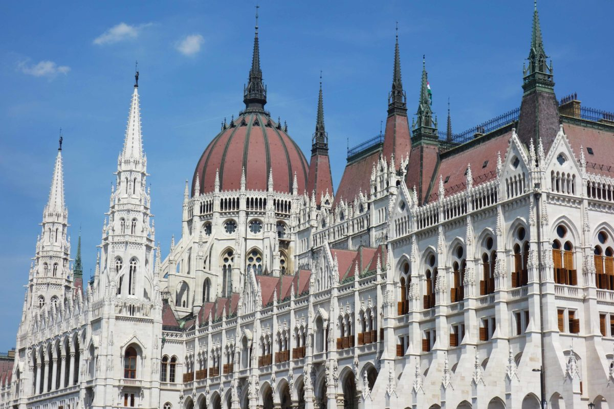 Kurztrip nach Budapest