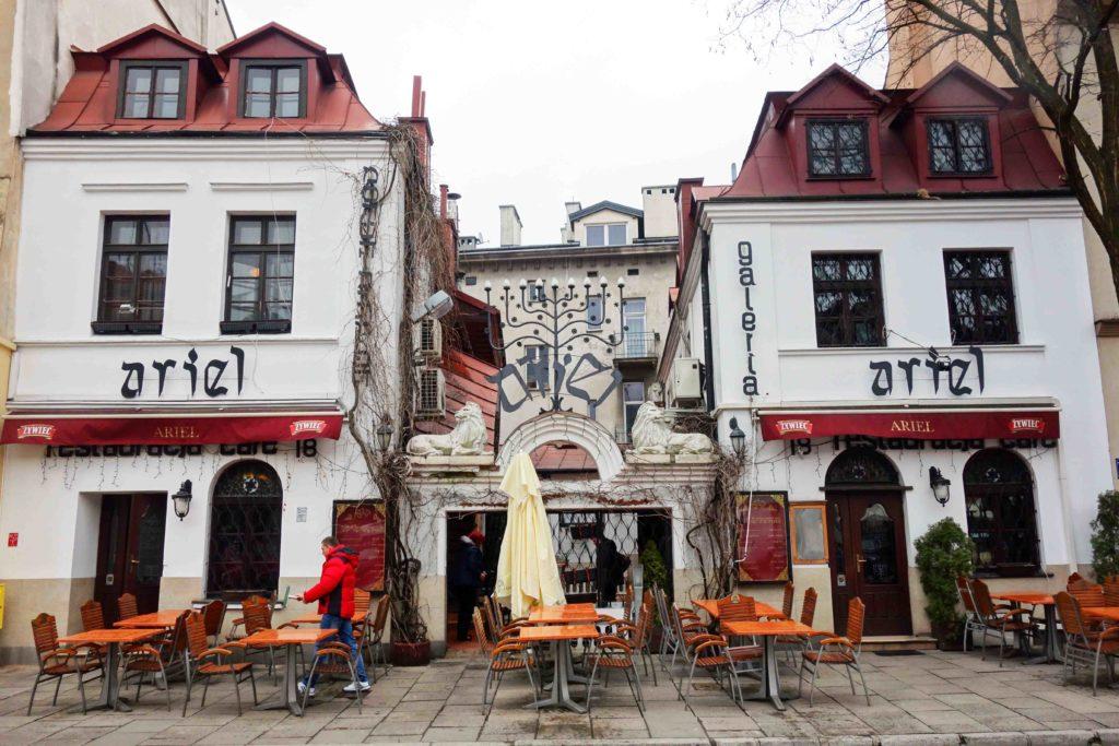 Restaurant Ariel Kazimierz