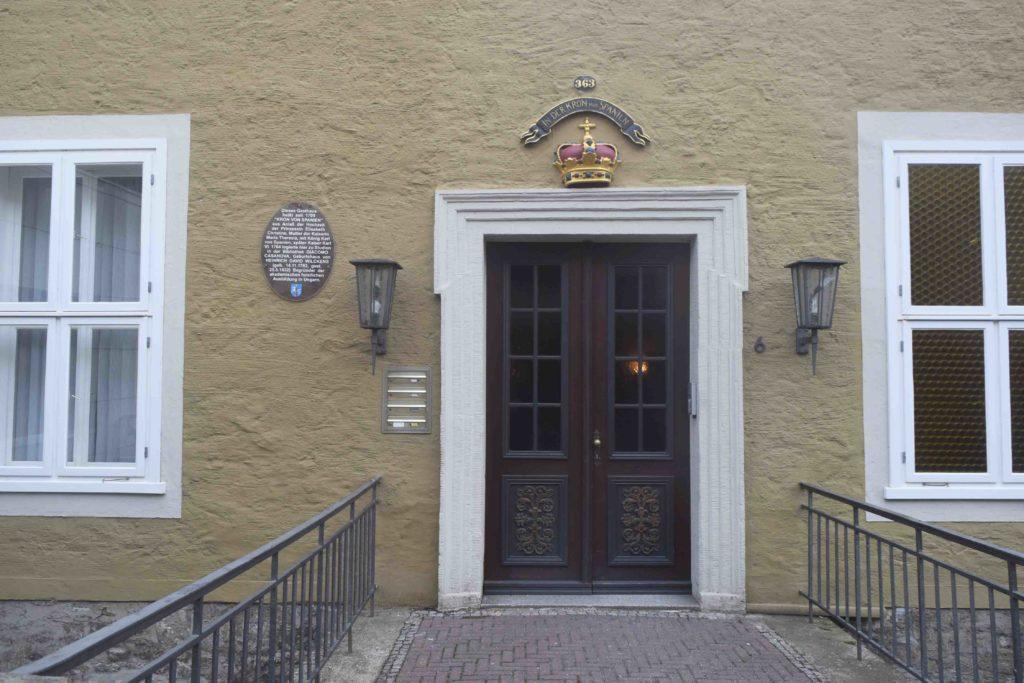Casanova Haus Wolfenbüttel