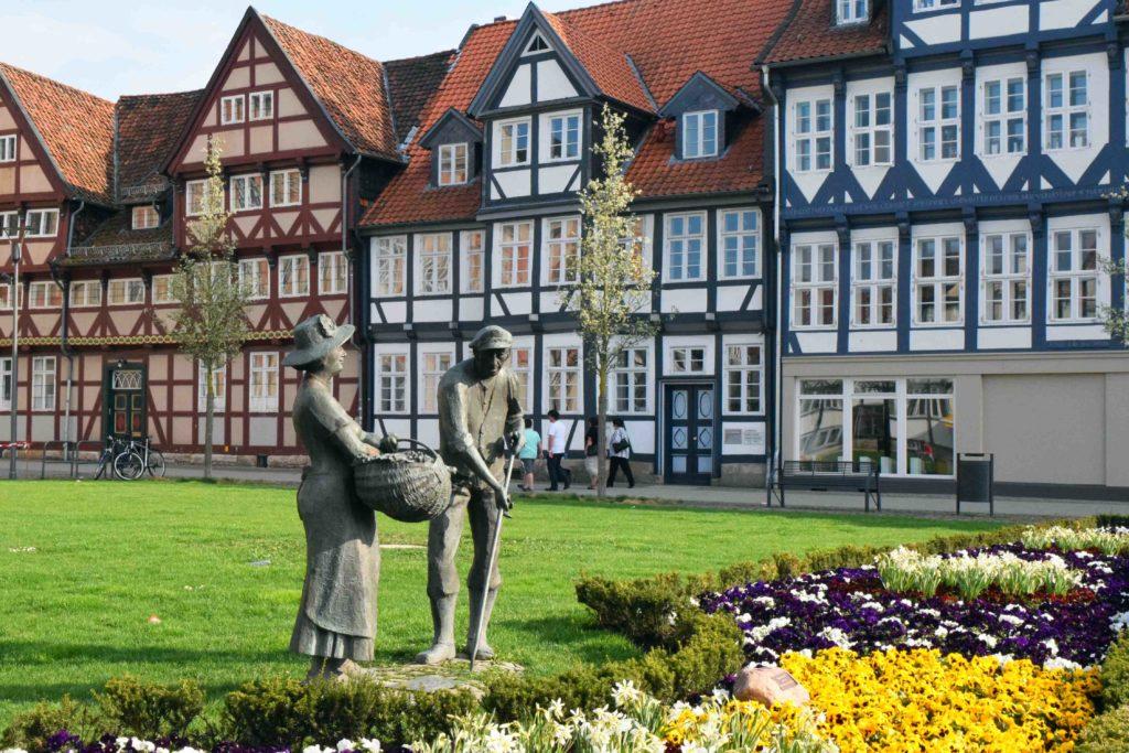 Fachwerkhäuser Wolfenbüttel