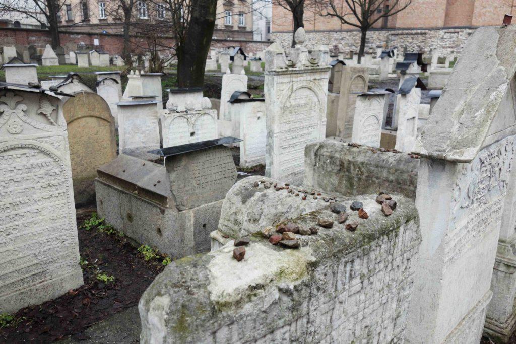 Jüdischer Friedhof Krakau