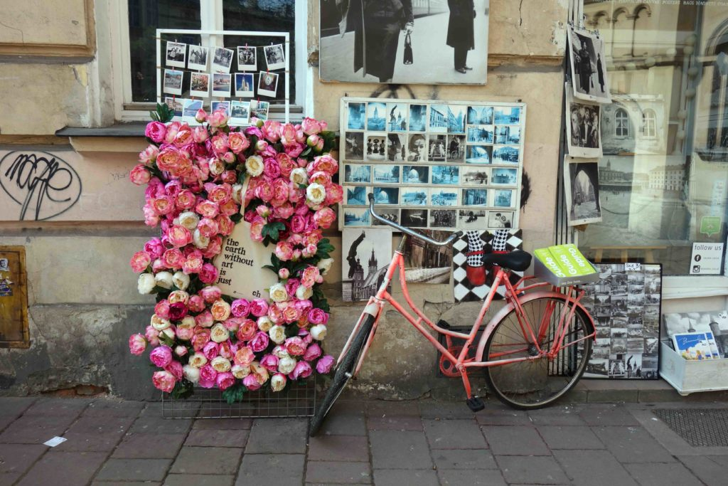 Kunst in Krakau