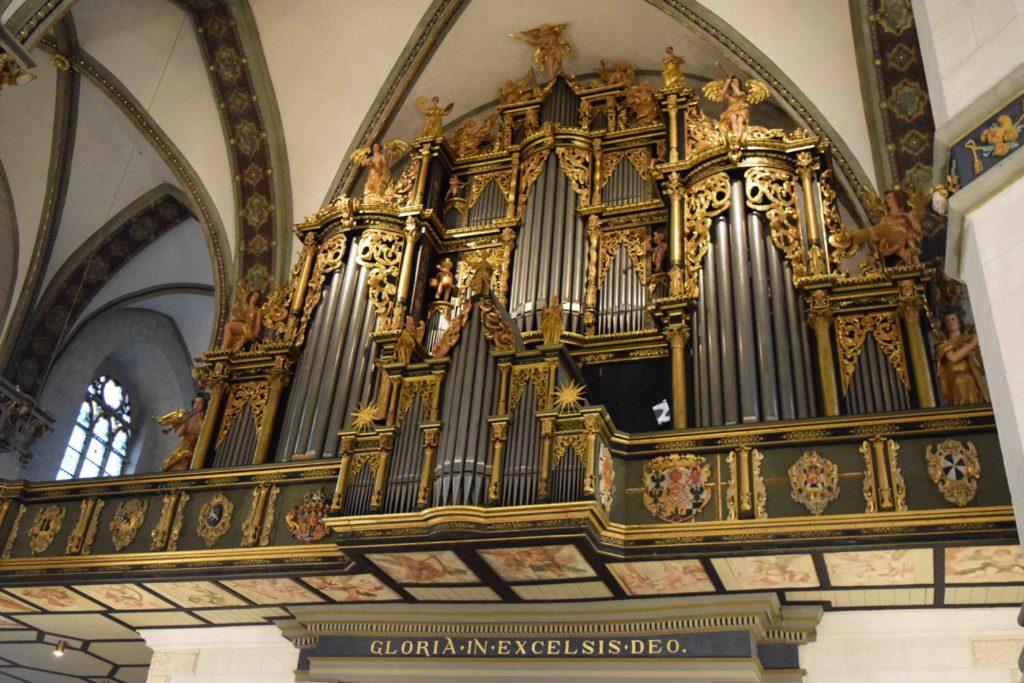 Orgel in der Hauptkirche Wolfenbüttel