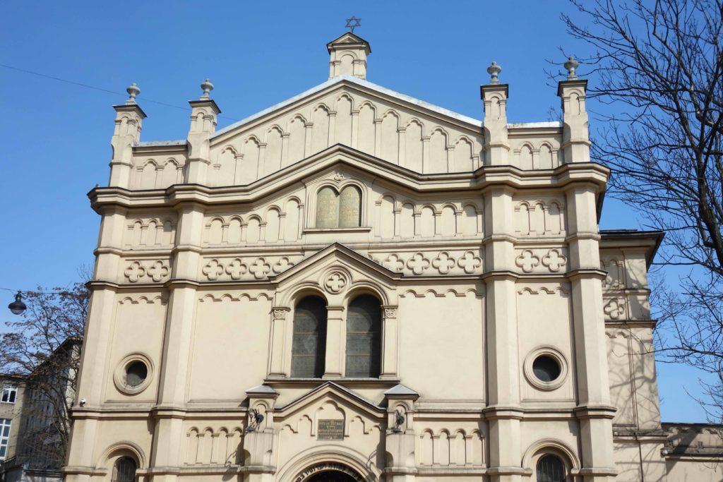 Tempel Synagoge Krakau