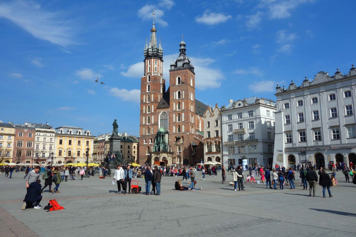 Ostern in Krakau: Kurztrip mit Macken