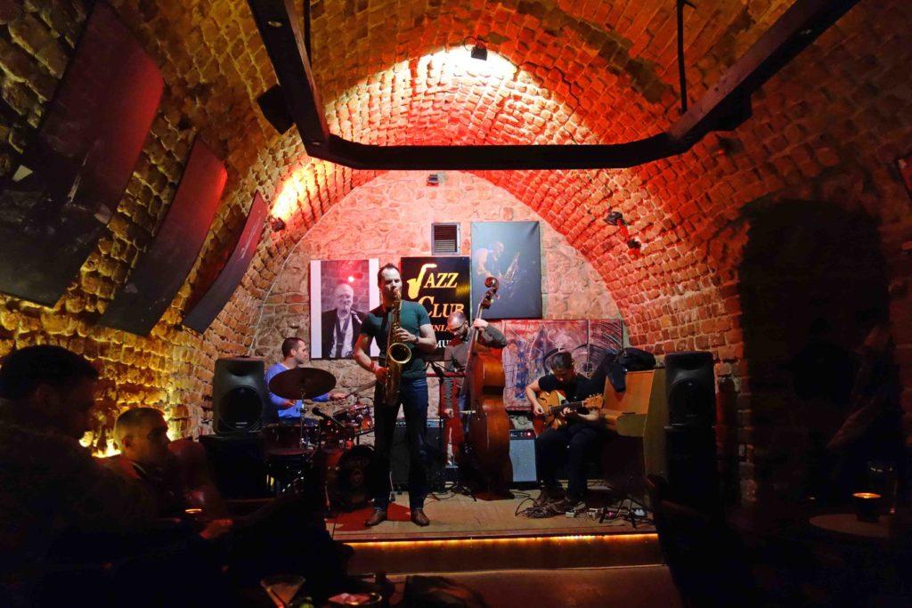 Jazzclub U Muniaka Krakau