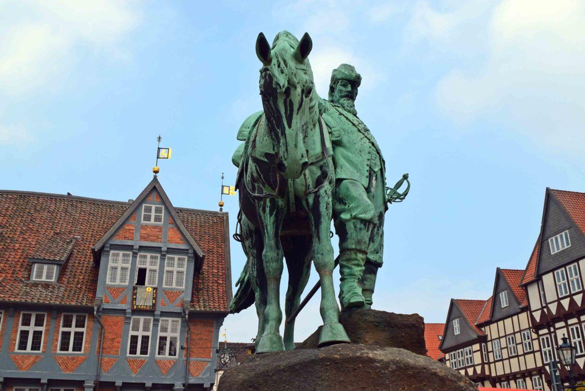 Die Top 5 Sehenswürdigkeiten in Wolfenbüttel