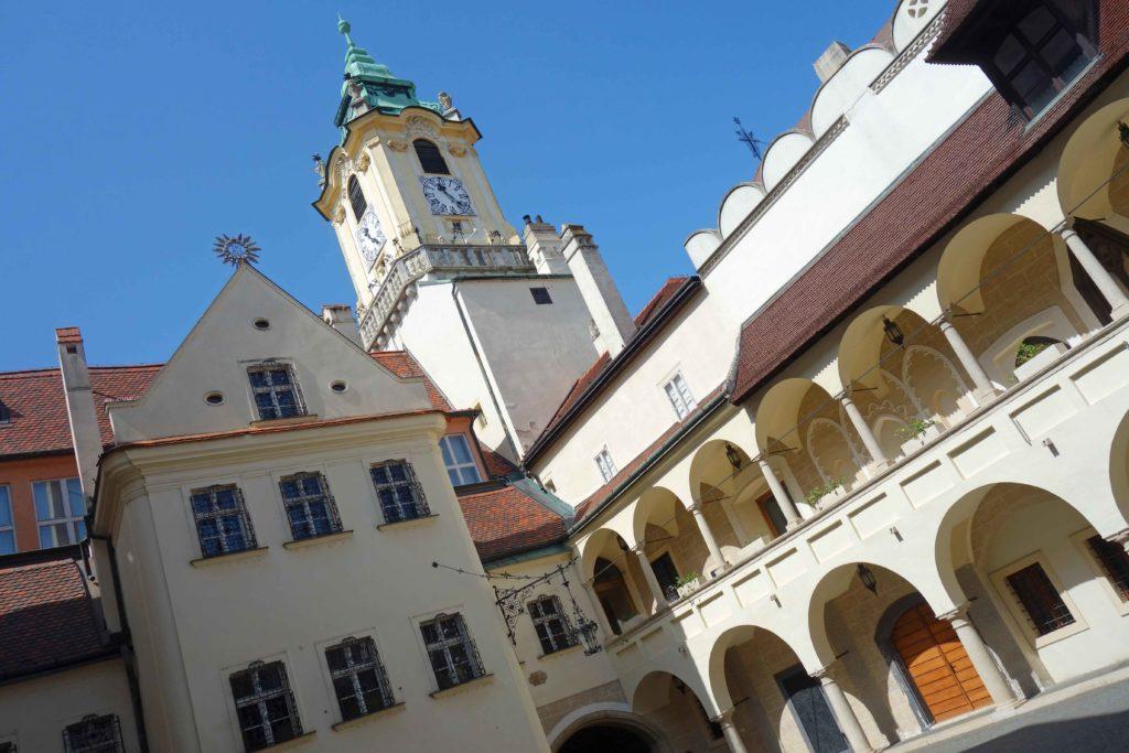 Altes Rathaus Bratislava
