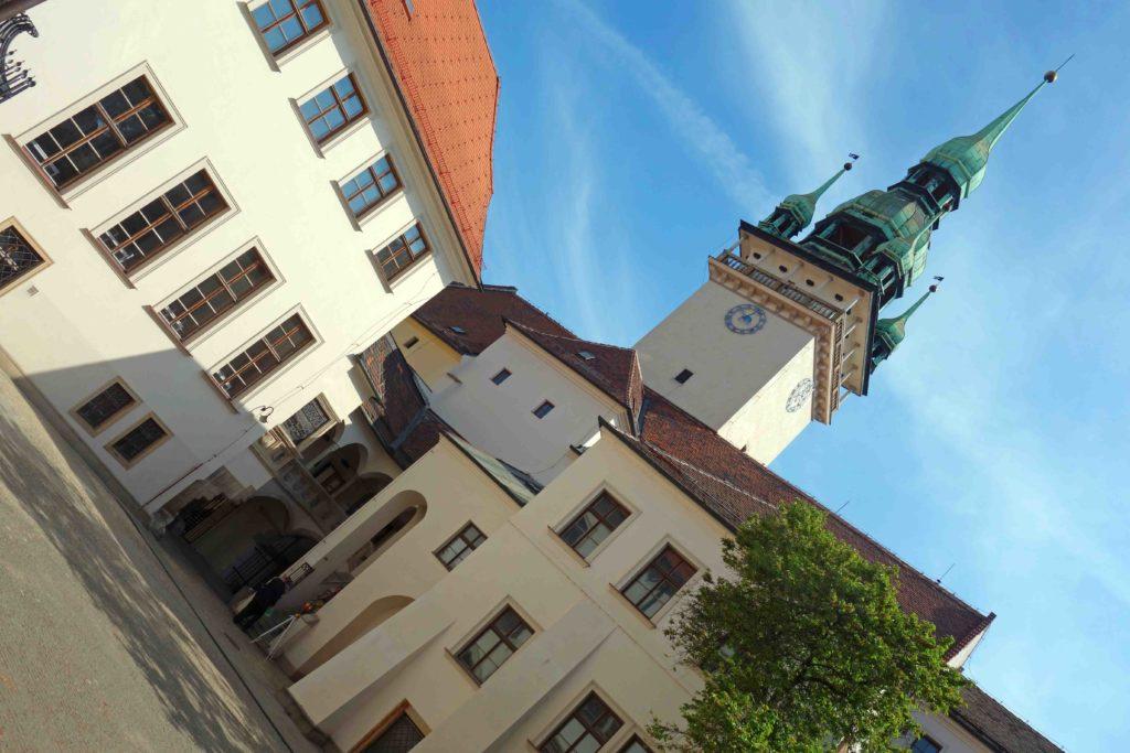 Altes Rathaus von Brünn
