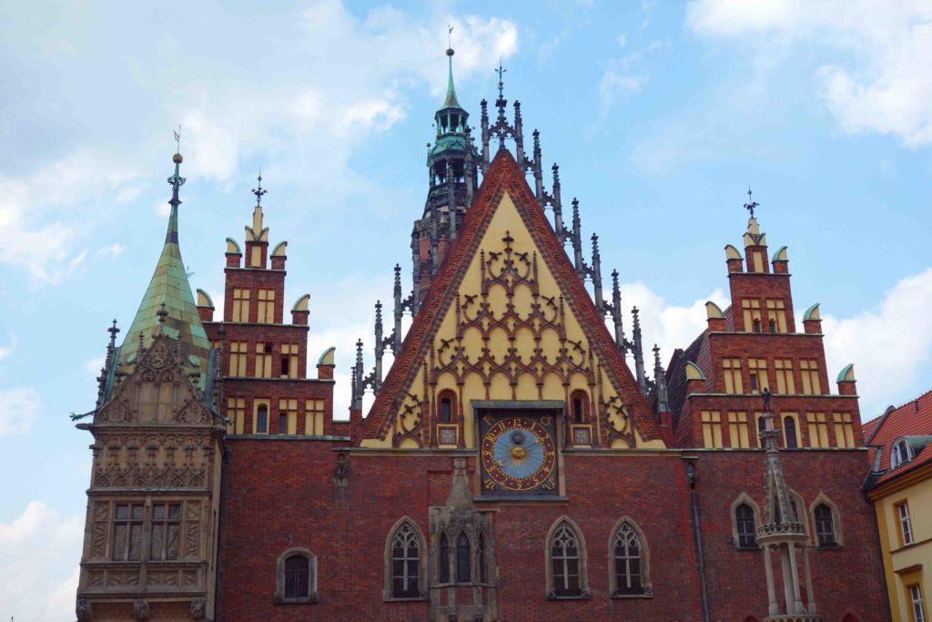 Altes Rathaus von Breslau