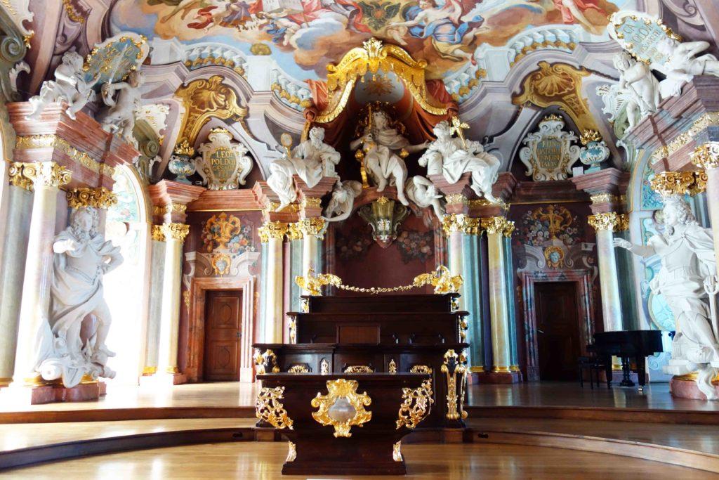 Aula Leopoldina Breslau