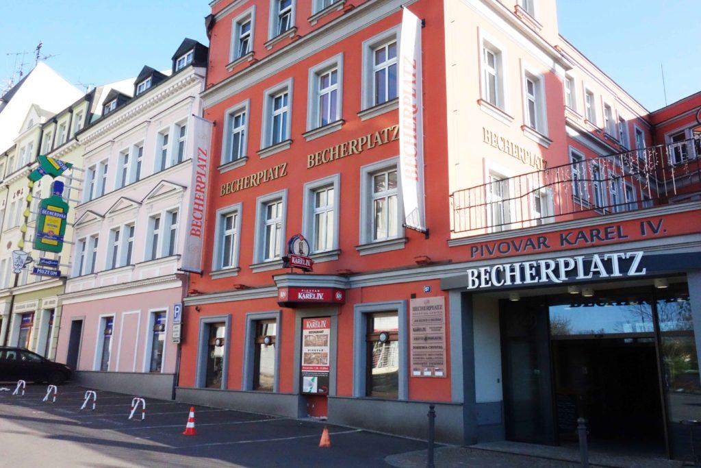 Jan Becher Museum Karlsbad