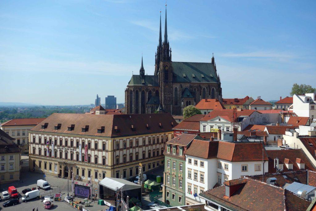 Kathedrale von Brünn