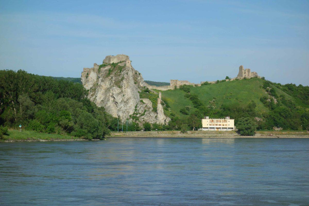 Ausflug mit dem Twin City Liner von Bratislava nach Wien