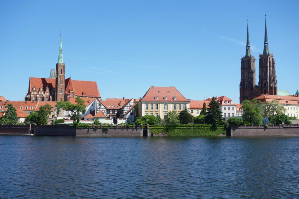Dominsel Breslau