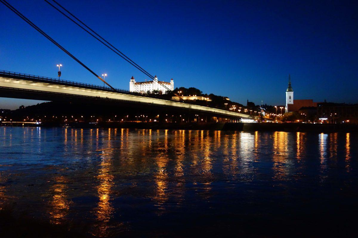 Sehenswürdigkeiten in Bratislava: K.u.K. meets Kommunismus
