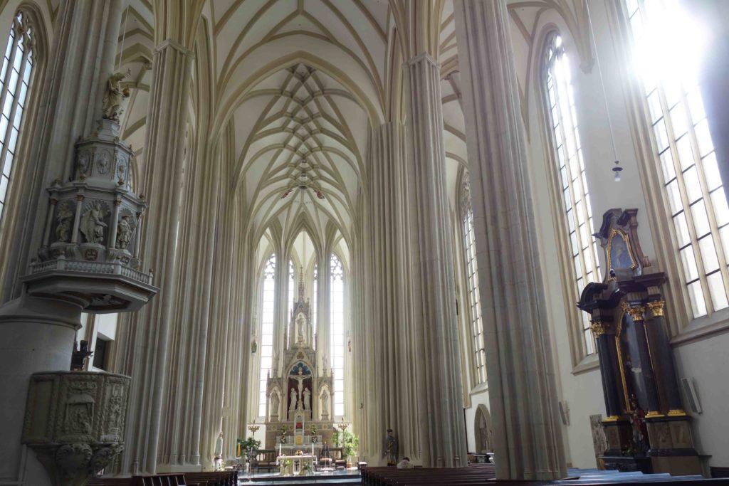Jakobskirche Brünn
