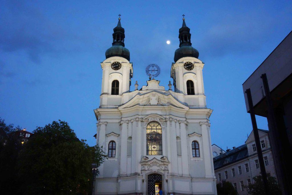 Kirche St. Maria Magdalena Karlsbad