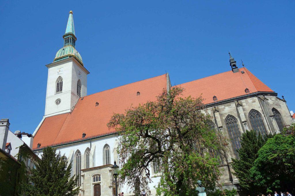 Martinsdom Bratislava
