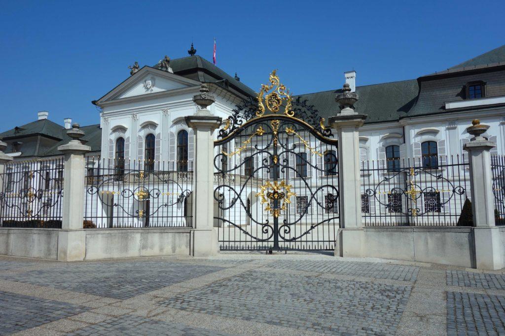 Palais Grassalkovich Bratislava