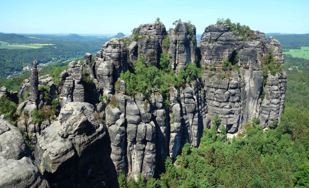 Wandern sächsische Schweiz: tolle Tagestour ab Bad Schandau