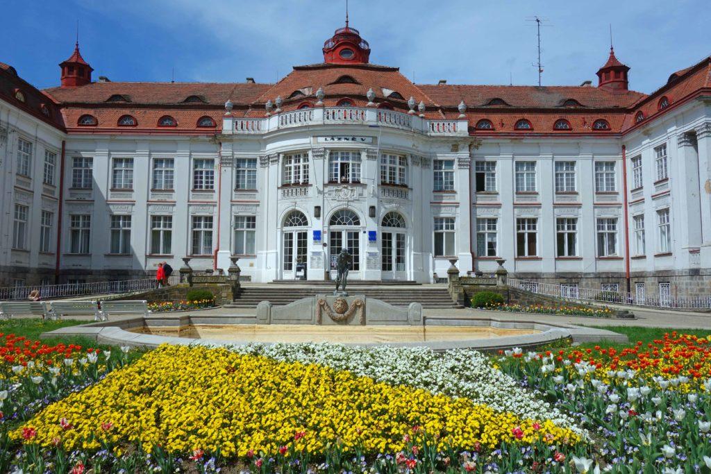 Elisabeth-Spa Karlsbad