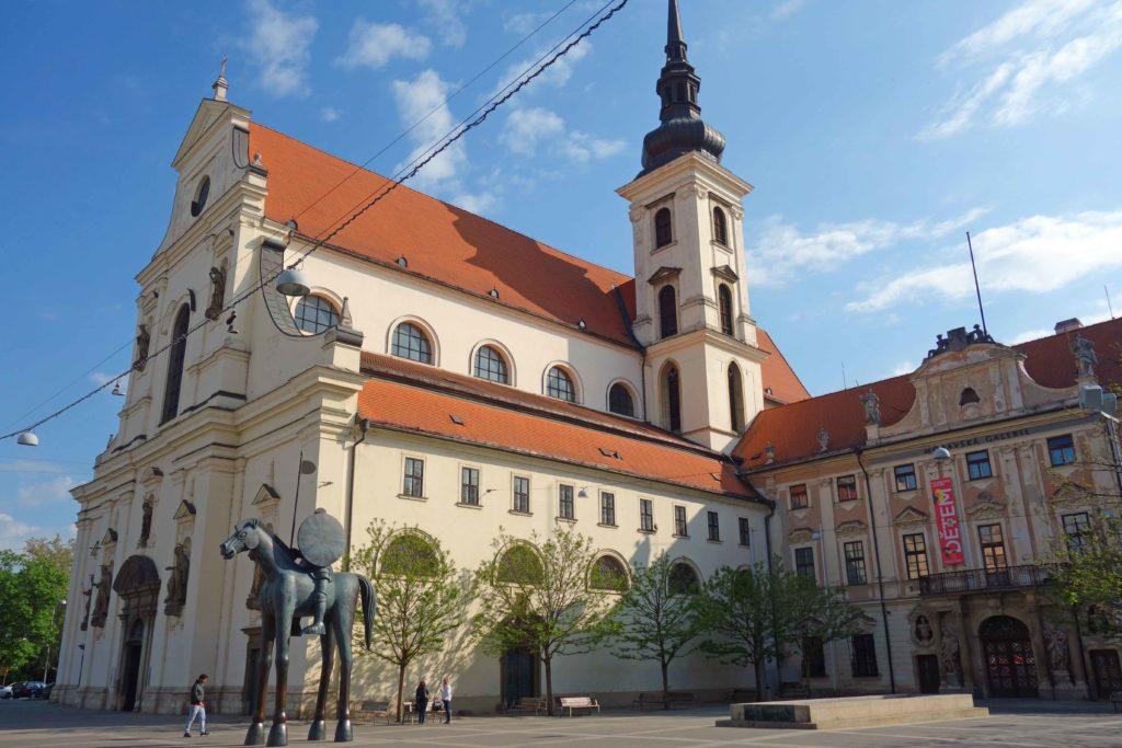 Thomaskirche Brünn