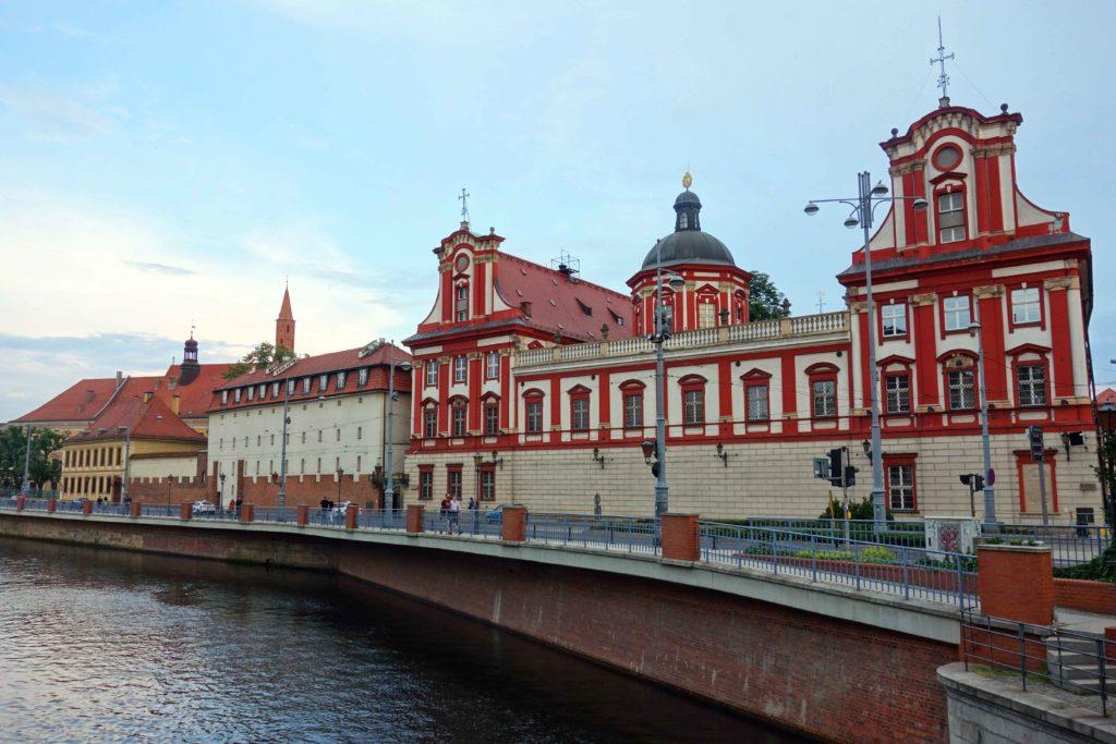 Kurztrip Breslau