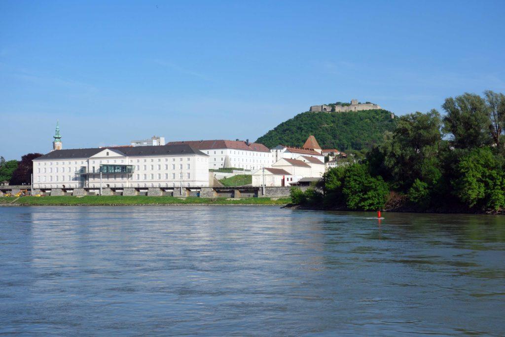 Donau Bootsfahrt Österreich