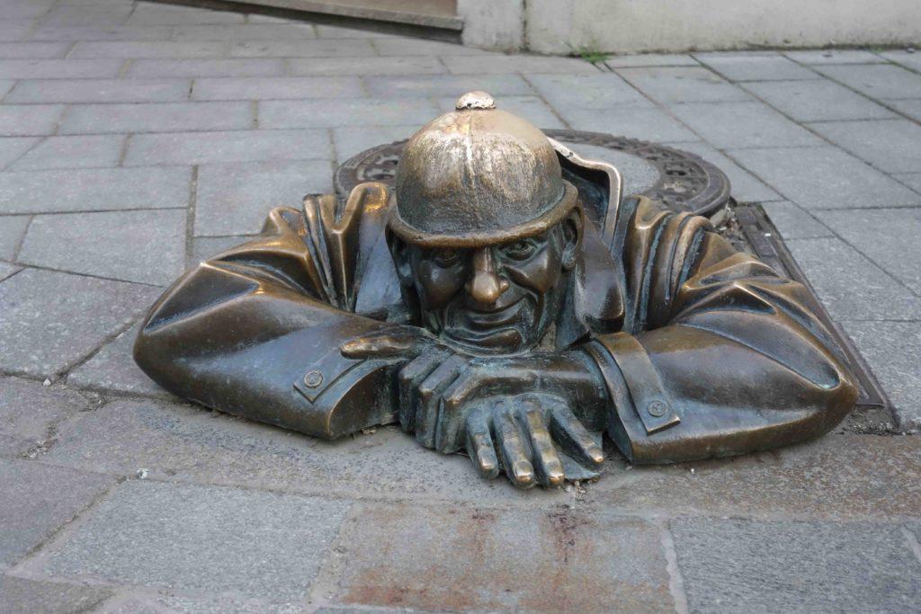 Working Man Bratislava