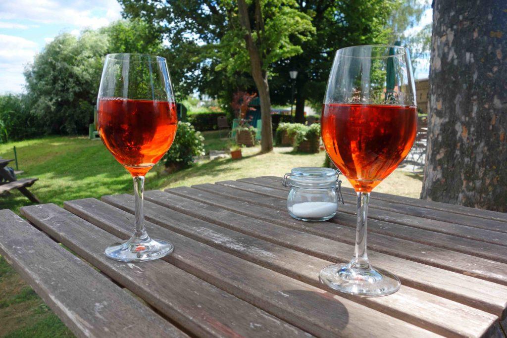 Obstwein aus Werder an der Havel