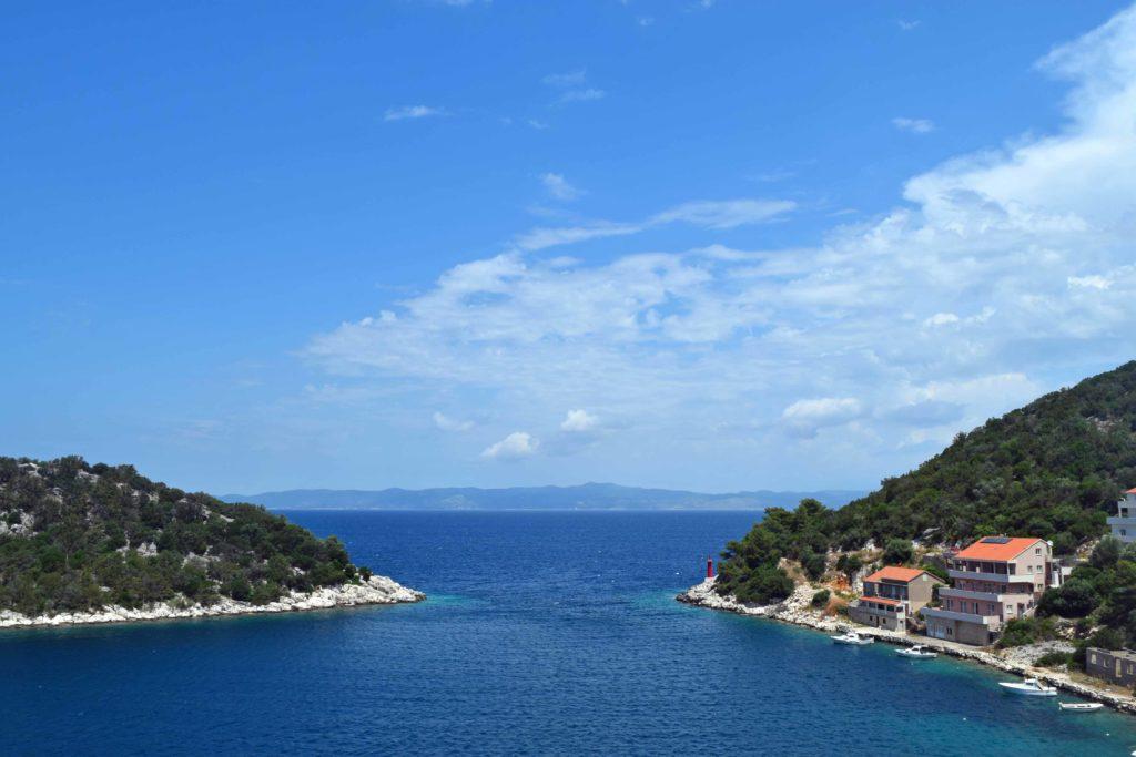 Lastovo Kroatien