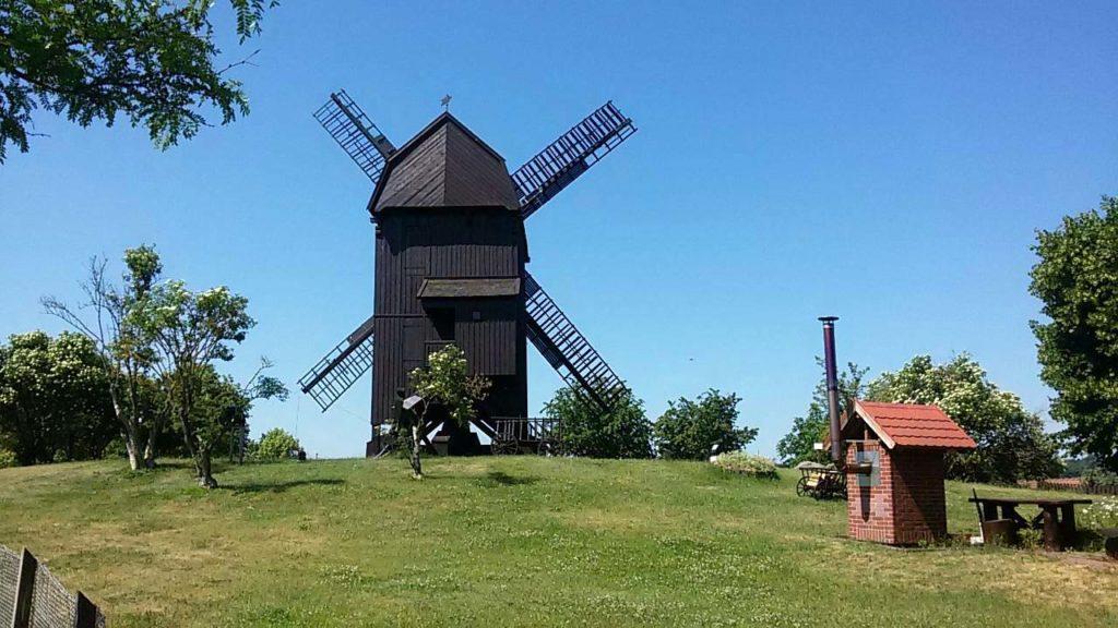 Bockwindmühle Werder Havel
