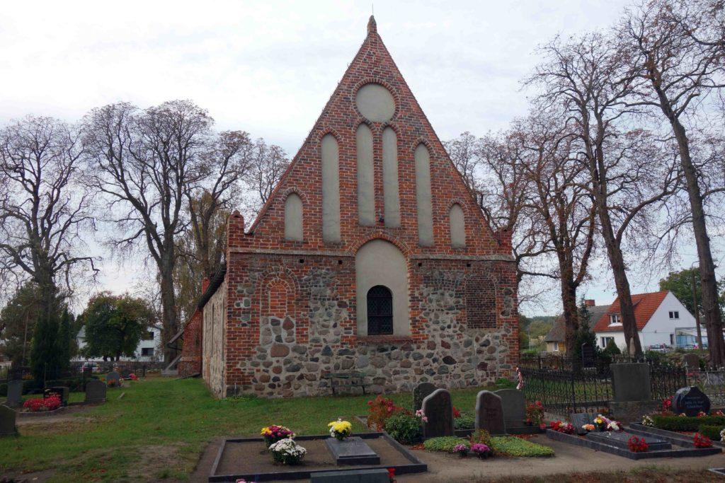 Dorfkirche auf Usedom