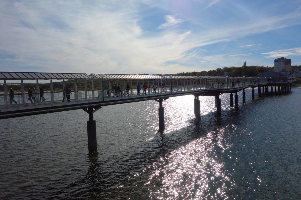Seebrücke von Heringsdorf