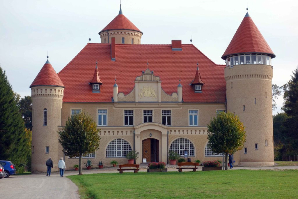 Schloss Stolpe auf Usedom