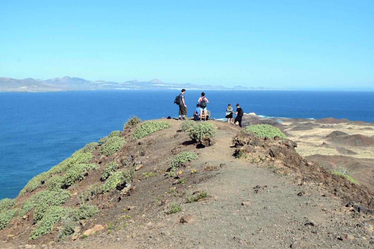 Wandern auf Lobos: Naturschutz-Gebiet mit Drei-Insel-Blick