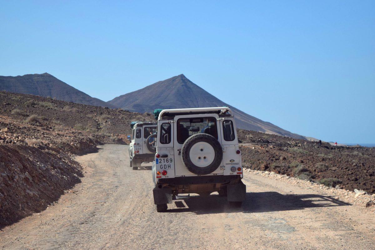 Jeep Safari Cofete: Abenteuer im Süden von Fuerteventura