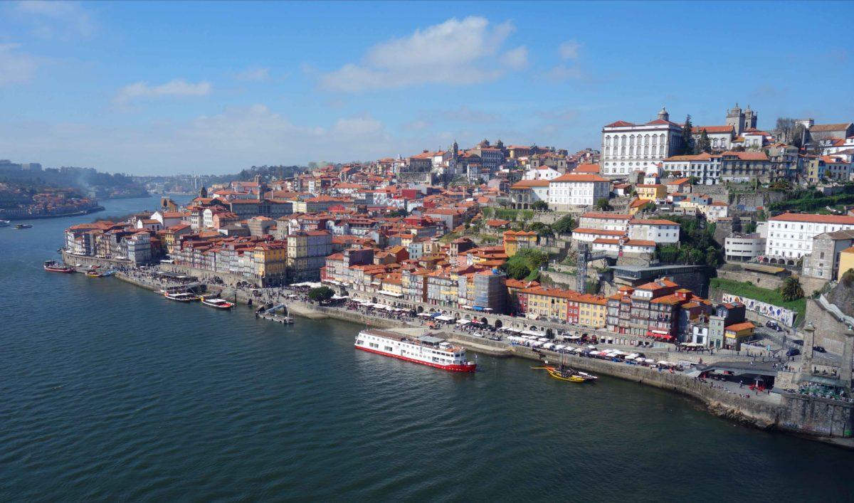 Porto am Douro