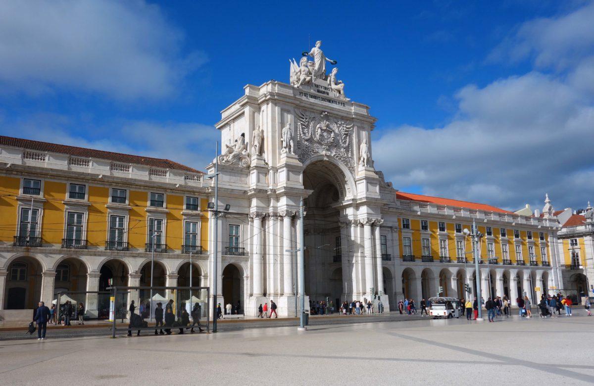 Lissabon: drei Tage in der Stadt des Lichts