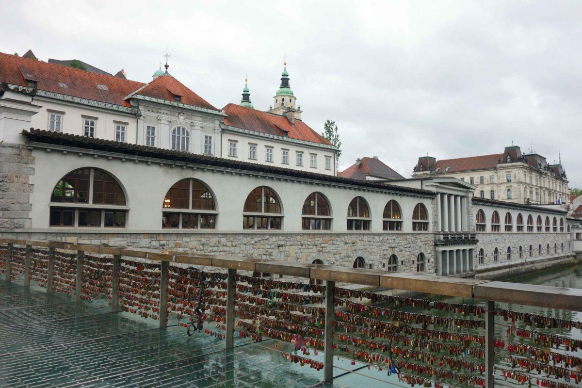 Ljubljana: Stadt der Brücken
