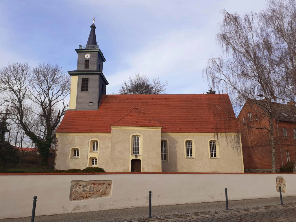 Kirche in Hoppegarten