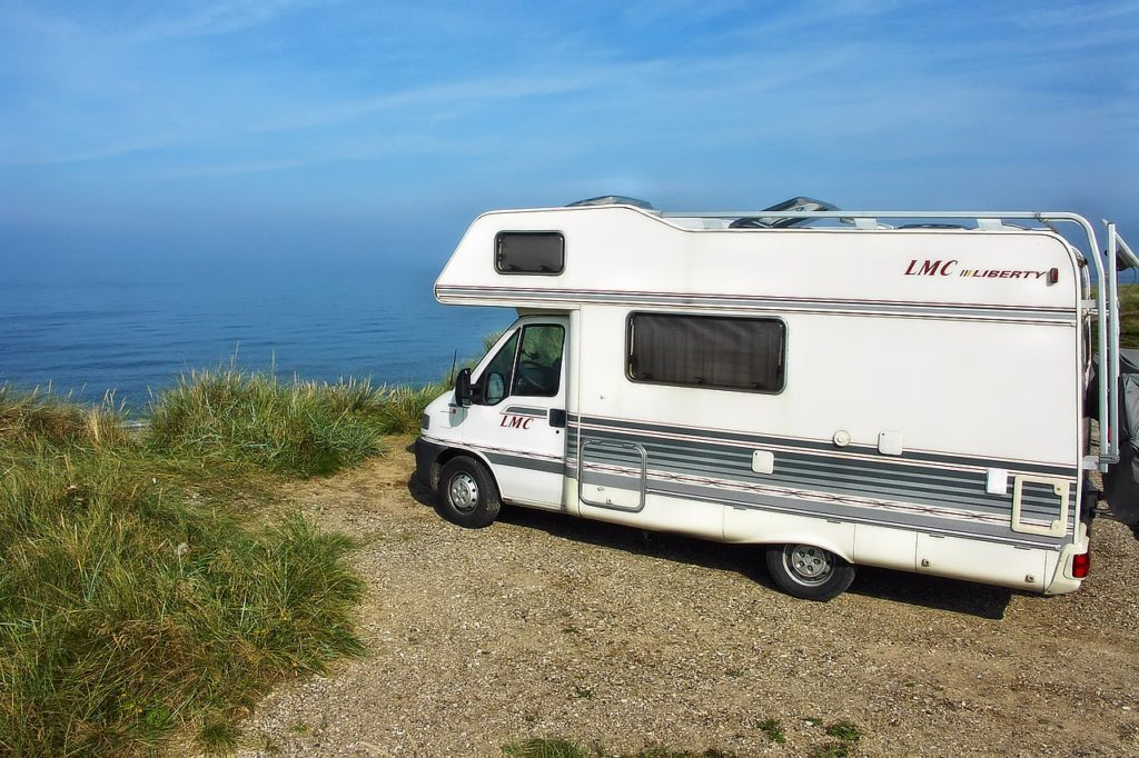 Ostsee Camping mit Wohnmobil